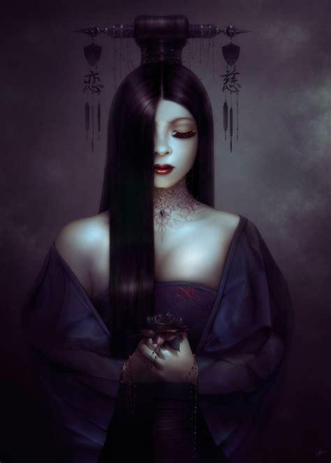 fantasy geisha jpg 736x1030