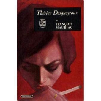 Therese desqueyroux resume livre jpg 340x340